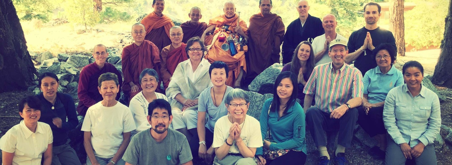 Ajahn Jamnian retreat registration payment and donation