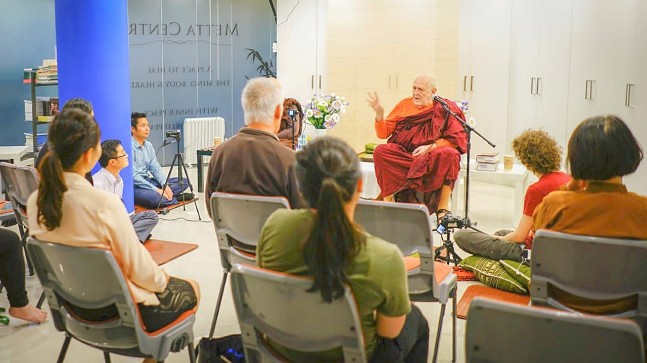 Online Course: Strengthening our Buddhist Practice during Covid-19 Lockdown
