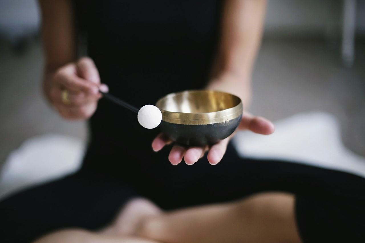 Mindfulness Meditation  With Theresa Baw