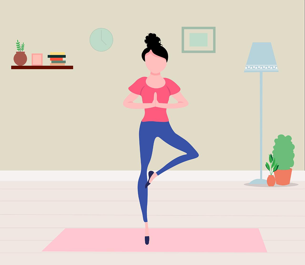 Home Yoga Retreat