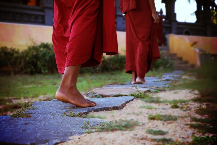 Walking Meditation Workshop