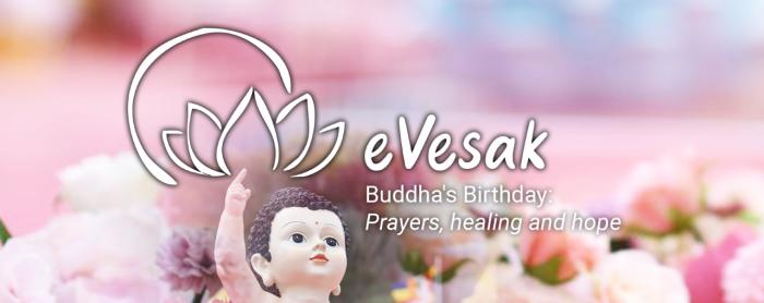 Buddha's Birthday: Prayers, healing and hope e-Vesak 2021
